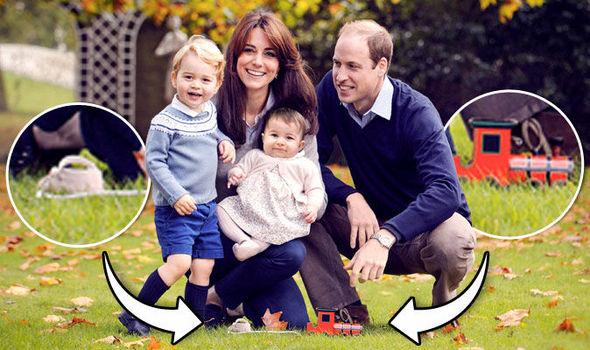the royal christmas card - Royal Family Christmas Card