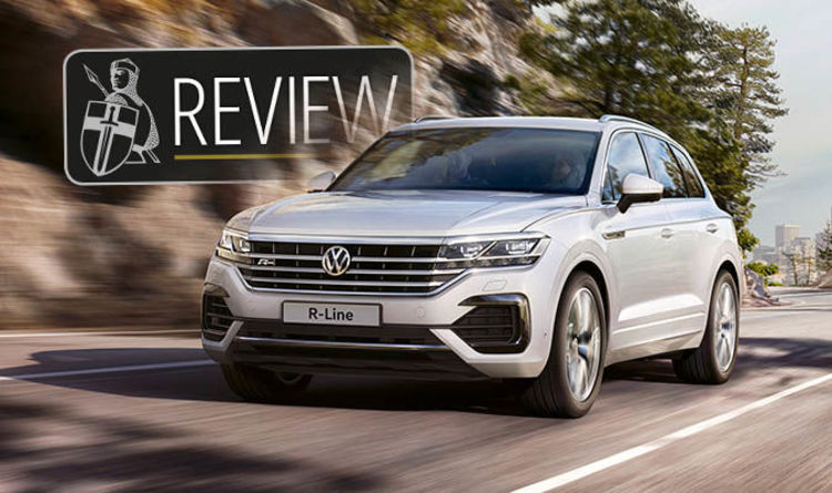 Vw Touareg 2018 Review Large Suv Oozes Understated Once And Limo Like Luxury