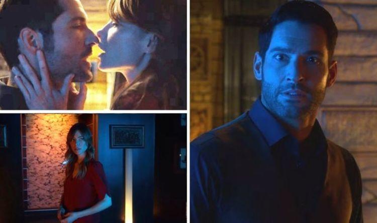 Lucifer Season 5 Spoilers Do Chloe And Lucifer Get Together Trailer Drops Big Hint Tv Radio Showbiz Tv Express Co Uk