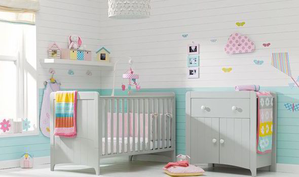 nursery design spring 2015 | express.co.uk