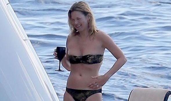 Good kate moss topless bikini opinion