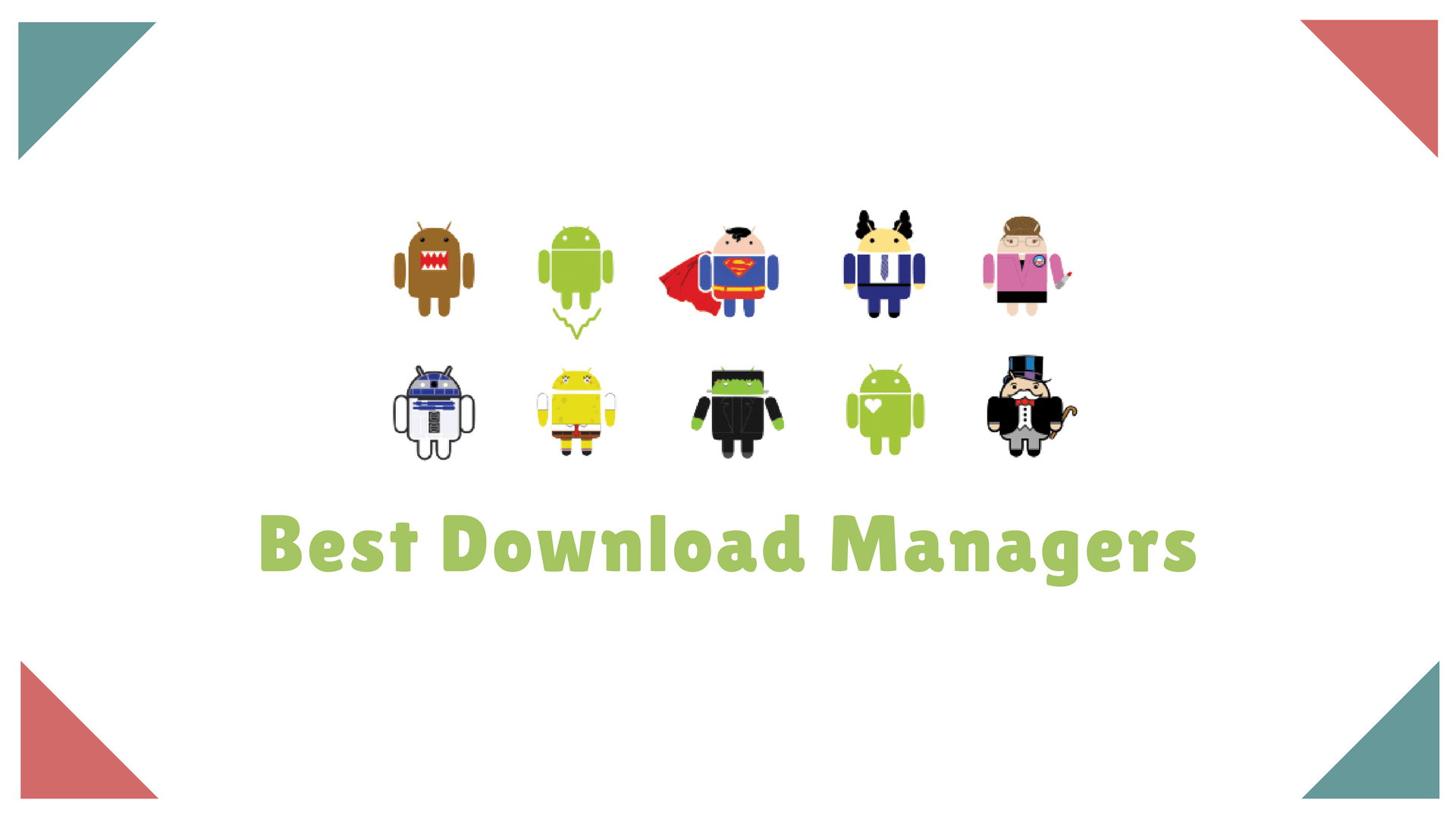 10 Best Android Download Manager Apps For 2019