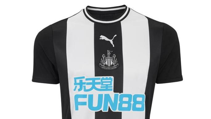 the best attitude f3caa 3cecf Newcastle United's £65 shirt the most expensive in English ...