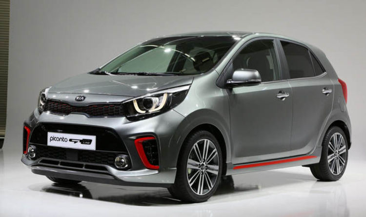 Kia Picanto 2017 New City Car Specs Design And Pictures Revealed Ahead Of Its Release