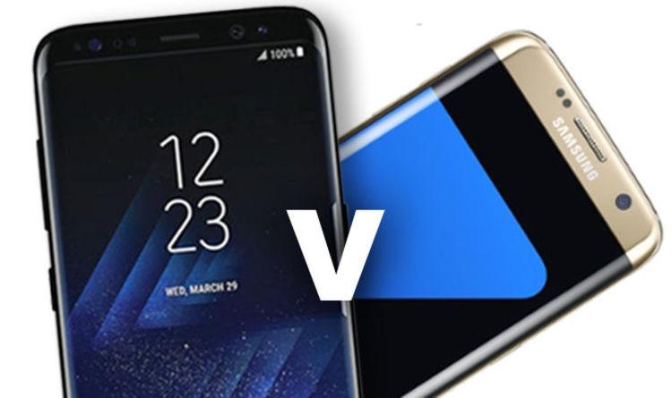 Samsung Galaxy S7 Edge V Samsung Galaxy S8 Which Phone Should You