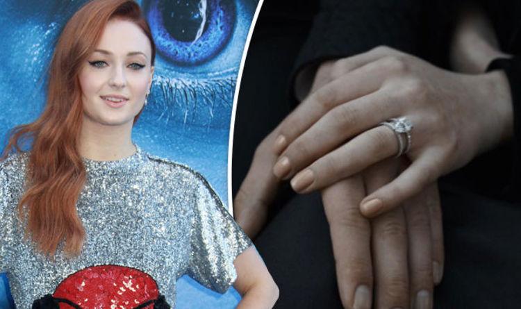 Game of Thrones\' Sophie Turner announces engagement to Joe Jonas in ...