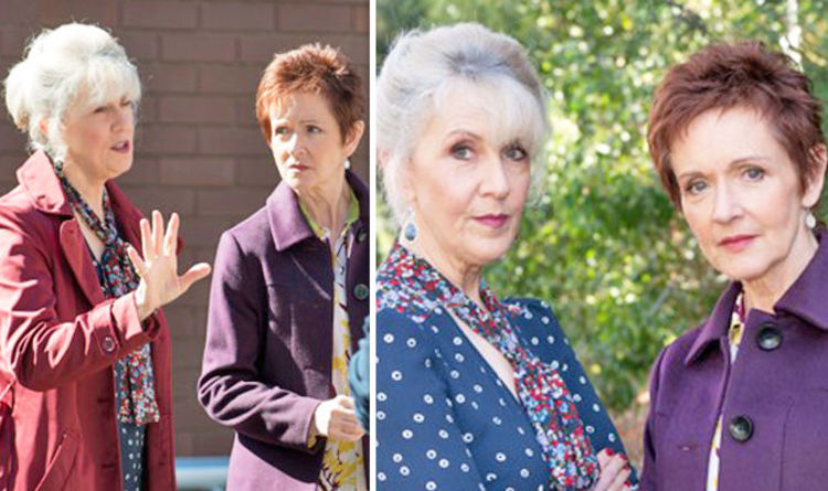 neighbours spoilers susan kennedy bombshell leaves cast in turmoil tv radio showbiz tv expresscouk - Christmas In Conway Cast