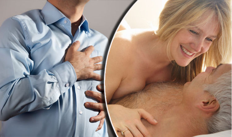 Symptoms often confused for heart attack could be brought on by SEX