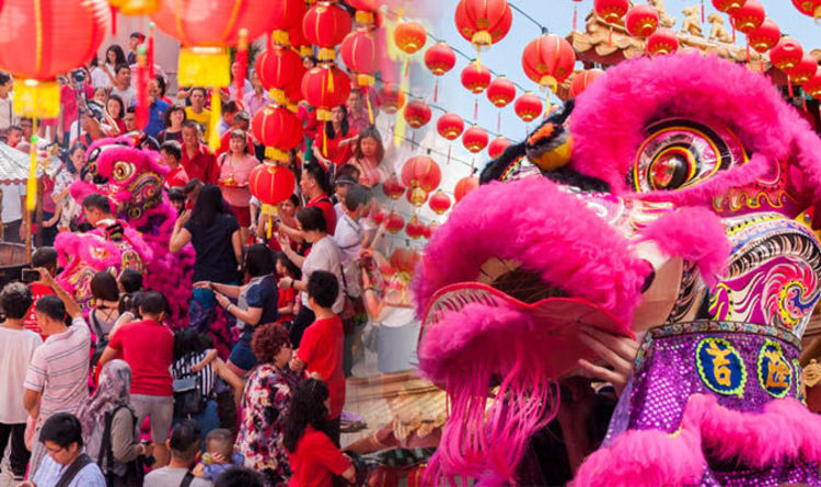 Chinese New Year 2018: How to wish a happy new year in Chinese ...