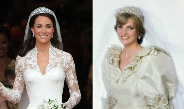 Kate Middleton comes second to Grace Kelly in a poll of most stylish ...