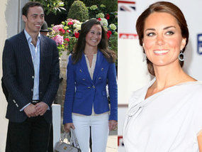 Kate Pippa And James Middleton Have Made The Best Of Their Lot Wenn