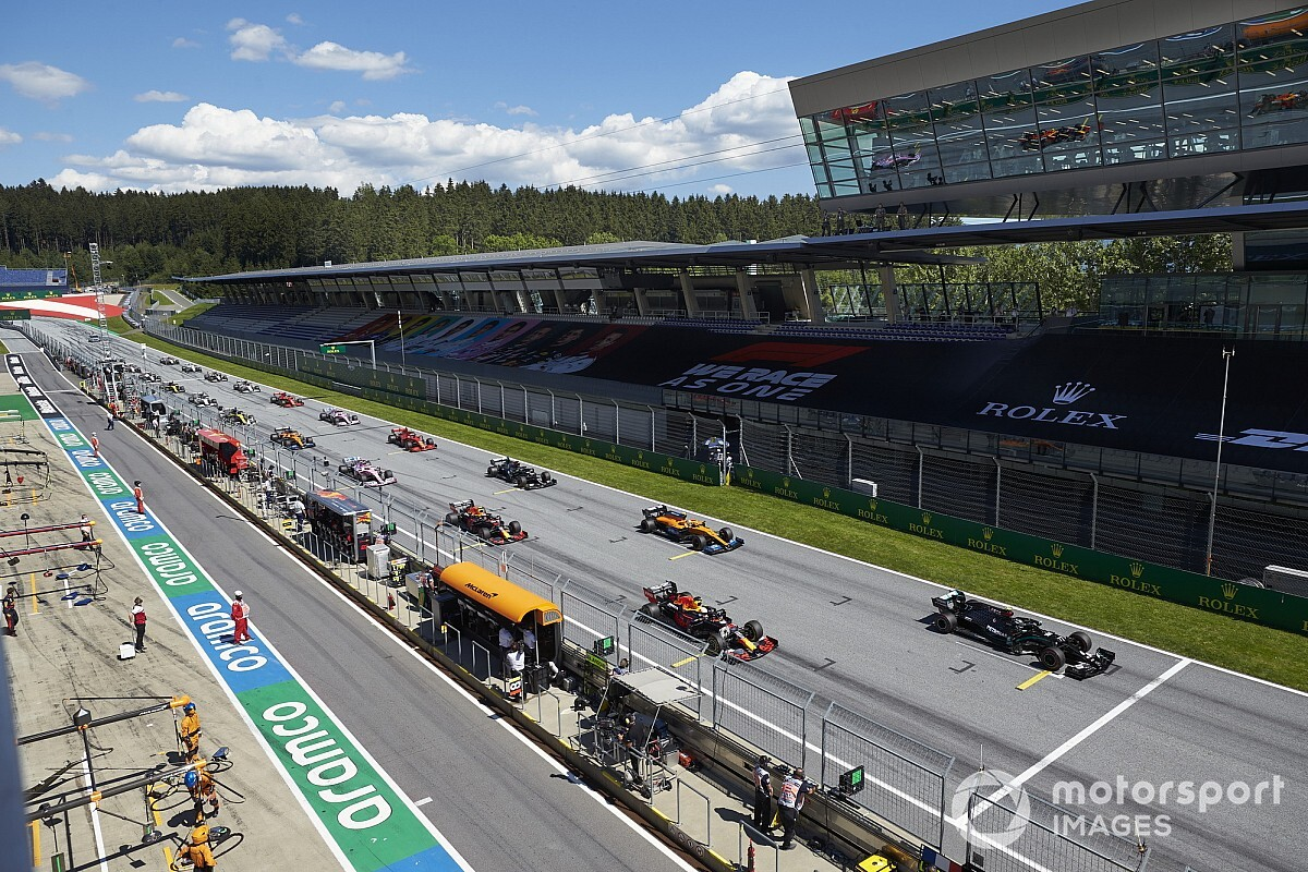F1 news: Formula 1 set for 23 race calendar in 2021