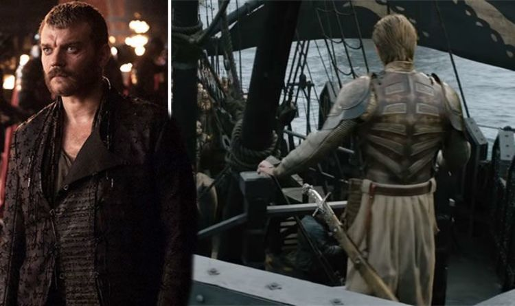 Game of Thrones season 8 cast: Who is Harry Strickland? | TV