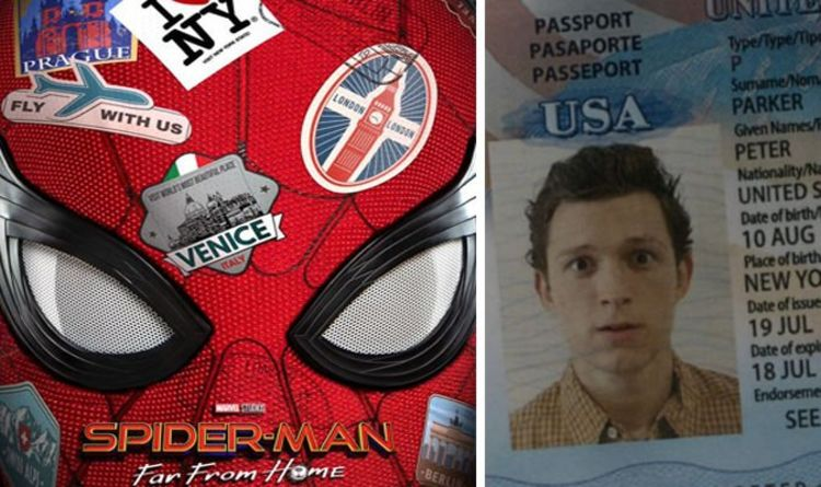Spider Man Far From Home Trailer Avengers Timeline Shock Look At