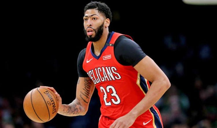 Anthony Davis to SNUB Lakers and join Celtics  Boston to win trade if this  happens 5aa174e9a