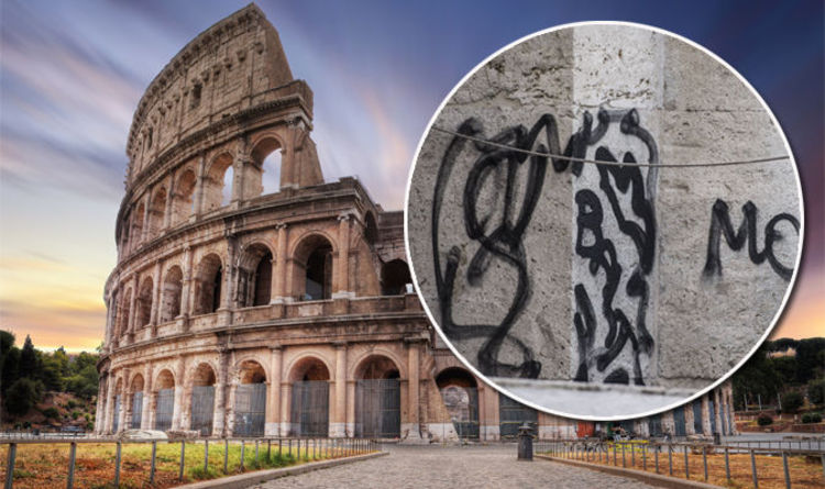 Romes Colosseum Could Become Exclusion Zone After Break In And