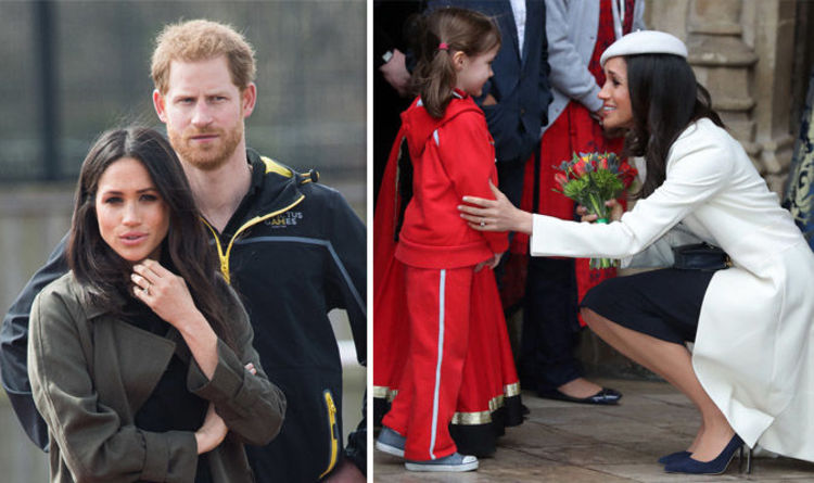 Meghan Markle And Prince Harry Wedding Gift List Revealed Saying A