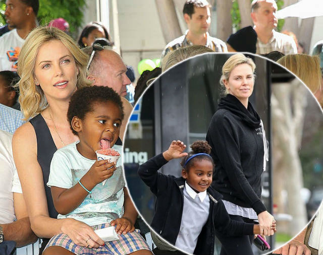 CHARLIZE THERON CONFIRMS SON, JACKSON THERON, IS NOW A GIRL