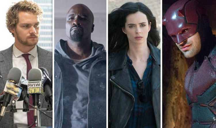 Marvel Netflix series timeline: Order to watch and release