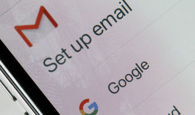 changing gmail address on android phone