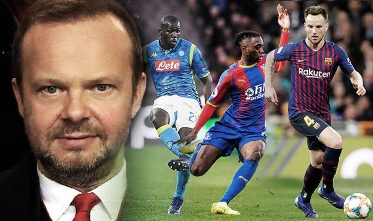 Man Utd Pick Top Three Transfer Targets As Ed Woodward Plans Mega