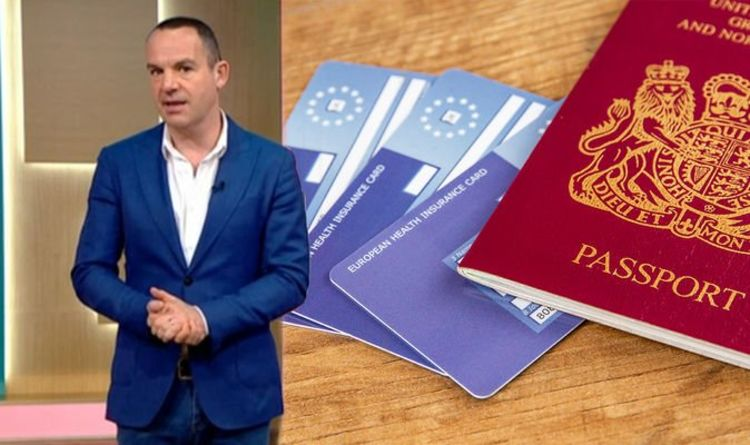 Renew Ehic Card Uk >> Martin Lewis Money Saving Expert Urges Britons To Renew Ehic Card