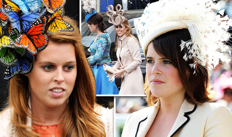 Royal Wedding 2018 What Will Princess Beatrice And Eugenie Wear