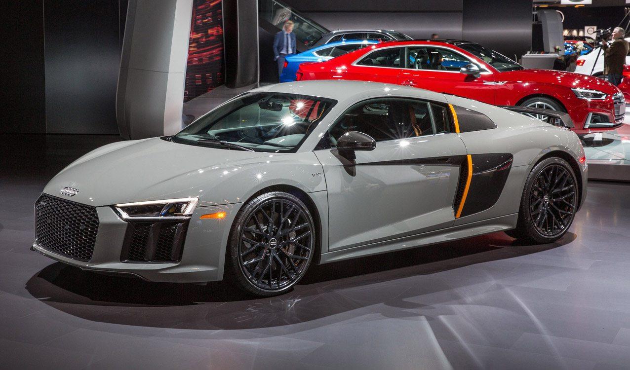 Kelebihan Audi R8 2017 Review