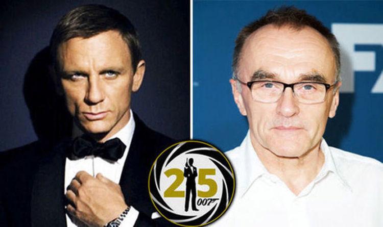 James Bond and Danny Boyle
