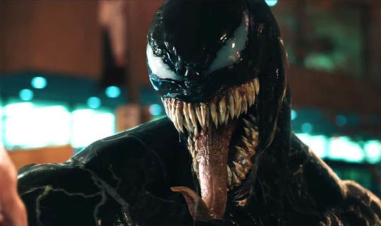 Venom Download Can You Download The Full Movie Online Is It Legal Films Entertainment Express Co Uk