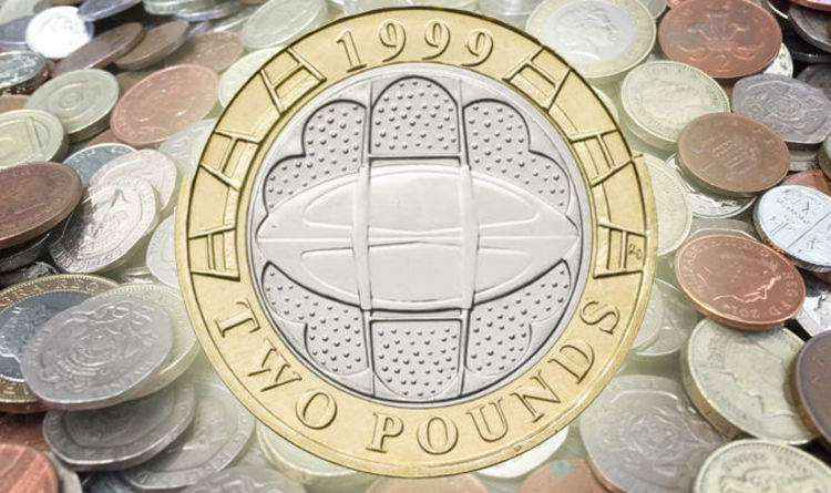 eBay: Rare £2 coin sold from 1999 Rugby World Cup | Express