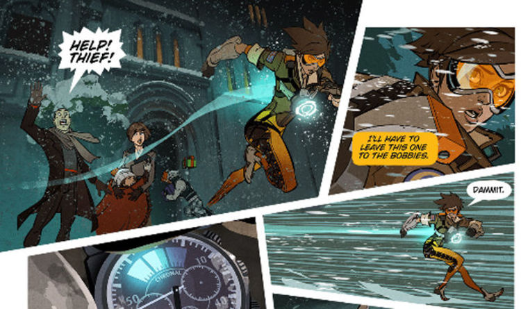 overwatch comics reddit fans put together new motion adventure list