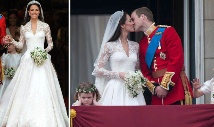 Princess Kate Wedding Dress.Royal Wedding 2018 When Did Kate Middleton And William Marry