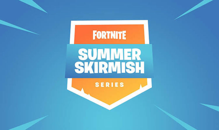 fortnite summer skirmish week 5 countdown king pin rules twitch stream start time gaming entertainment expresscouk