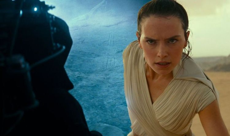 Star Wars Rise Of Skywalker Who Are Those Voices Who Helps Rey Fight Films Entertainment Express Co Uk