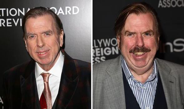 Harry Potter Star Timothy Spall Shows Off Dramatic Weight Loss At