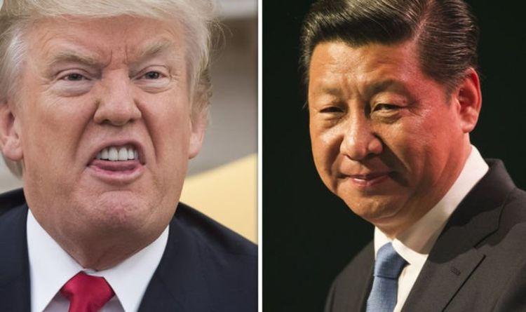 Coronavirus news: Trump slams China after Beijing accuses US of starting  pandemic | World | News | Express.co.uk  - oi2utwykyyj8ekjgcqtp