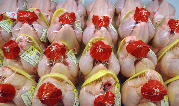 Most Fresh Bought Chickens In The Uk Have Tested Positive For Deadly