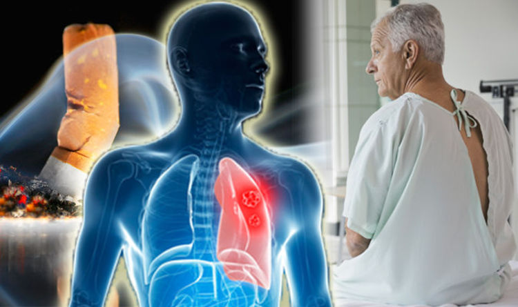 Symptoms of lung cancer: Seven signs YOU could have the disease