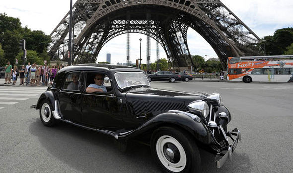 top 10 french cars that made it in the uk express co uk rh express co uk old french cars citroen Citroen Auto
