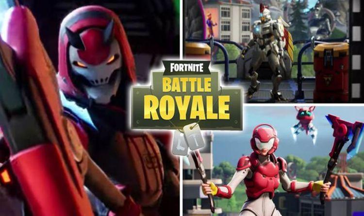 Fortnite Season 9 Battle Pass Rewards Starter Skins Battle Bundle