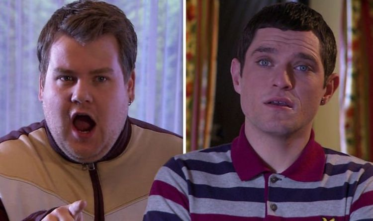 2b0c41b3e7f67f Gavin and Stacey RETURNS as James Corden announces brand new Christmas  episode