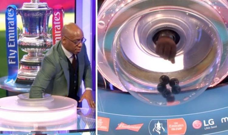 Was The Fa Cup Fifth Round Draw Fixed Fans Have Crazy Theory About