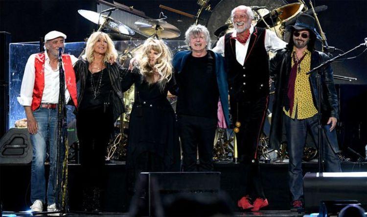 Fleetwood Mac Tour 2020 Fleetwood Mac Glastonbury 2020? Did Mick Fleetwood tease