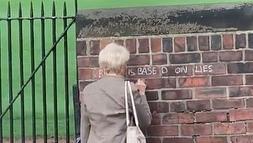I did it for my grandchildren, says anti‑Brexit vandal