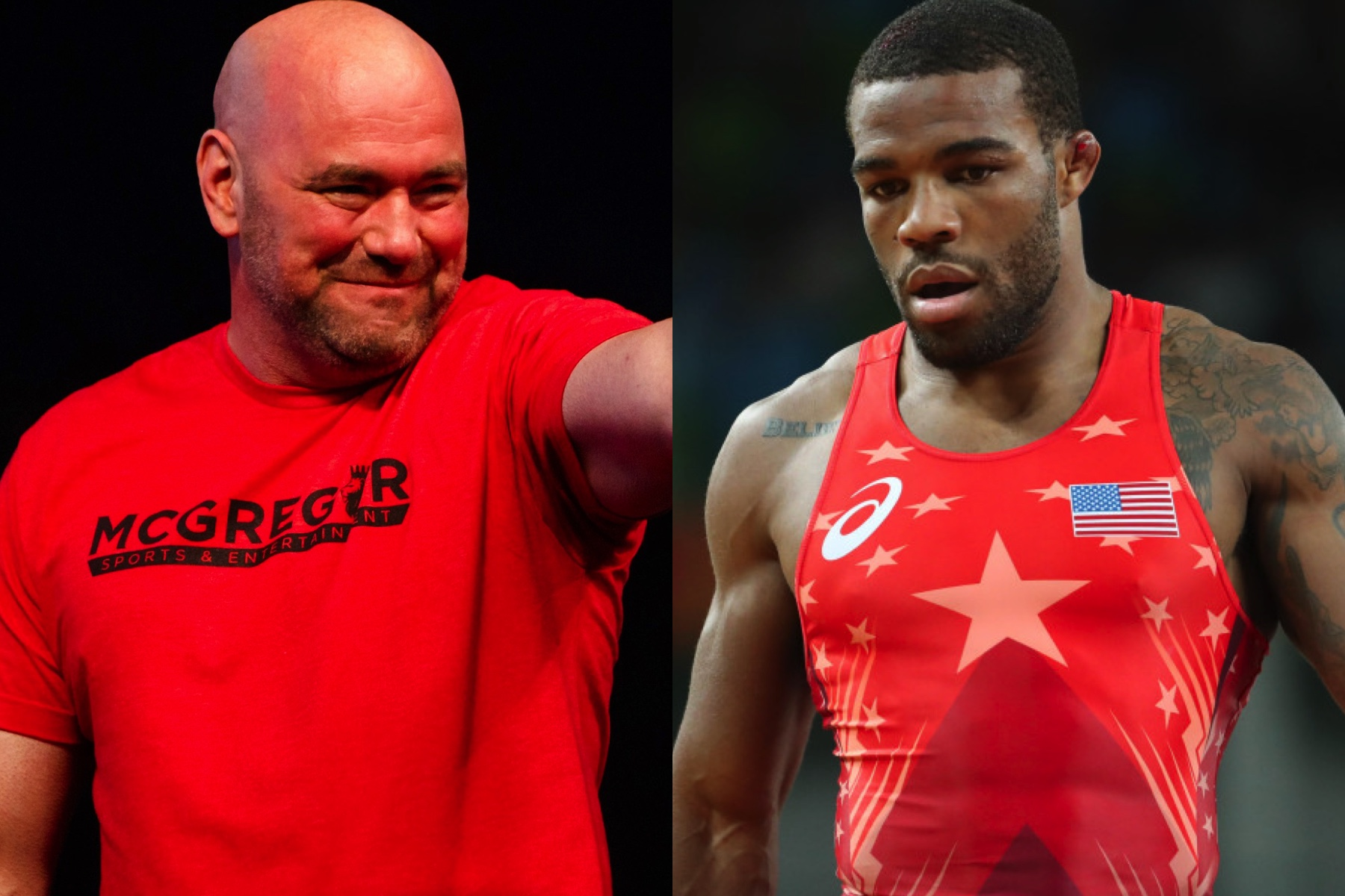 ed7f62c57a6f Dana White  Very Interested  In Bringing Jordan Burroughs To UFC