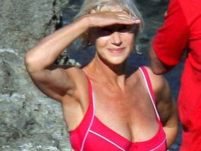 bikini Helen mirren