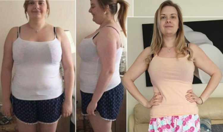65f67d6790 Weight loss diet plan  Reddit user shed 4st with exercise