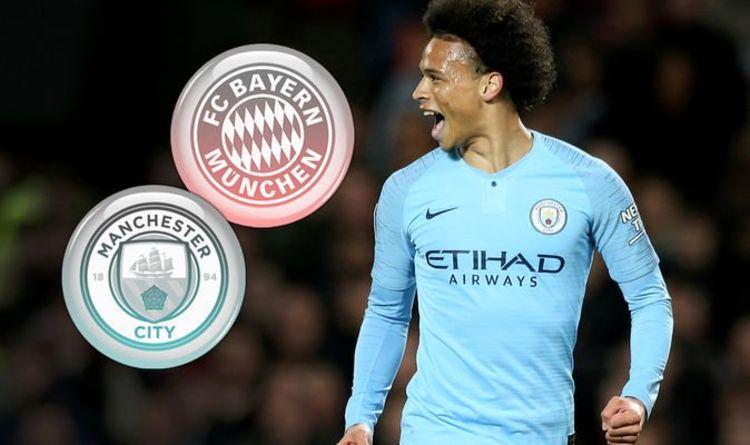 huge discount fe8f3 dc256 Man City transfer news: Bayern Munich reveal major update on ...