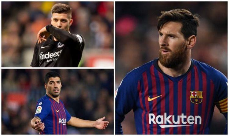 Barcelona news LIVE  Lionel Messi PLAN 29a0cb1c6